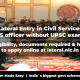 Lateral Entry in Civil Services IAS officer without UPSC exams