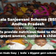 Bala Sanjeevani Scheme (BSS) Andhra Pradesh to provide nutritious food to the pregnant women, mothers & children