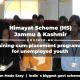 Himayat Scheme (HS) Jammu & Kashmir training-cum-placement programme for unemployed youth