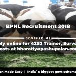 Bhartiya Pashupalan Nigam Limited