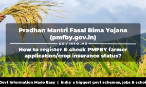 Pradhan Mantri Fasal Bima Yojana (pmfby.gov.in)