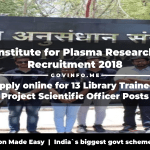 Institute for Plasma Research