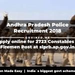 Andhra Pradesh State Level Police Recruitment Board