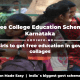 Free College Education Scheme Karnataka