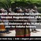 Krushak Assistance for Livelihood and Income Augmentation (KALIA) Scheme Odisha Financial assistance for farmers