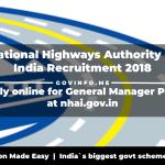 National Highways Authority of India