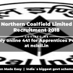 Northern Coalfield Limited
