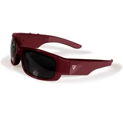 maroon-recording-sunglasses