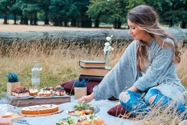 4th of july backyard picnic