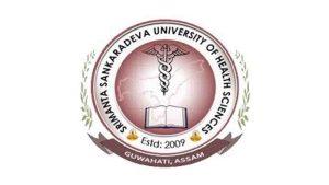 SSUHS Guwahati Recruitment