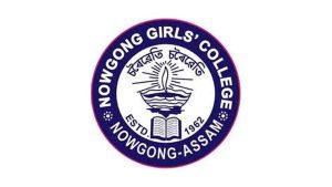 Nowgong Girls' College Recruitment