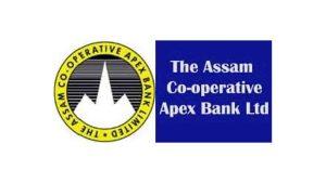 Assam Co-Operative Apex Bank Ltd Recruitment
