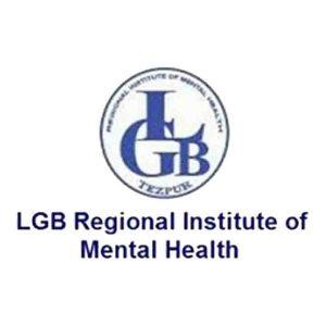 LGBRIMH Tezpur Recruitment 2020