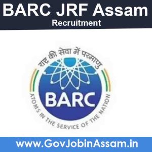 BARC JRF Recruitment 2021