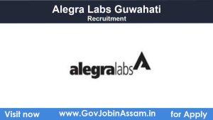 Alegra Labs Recruitment 2021