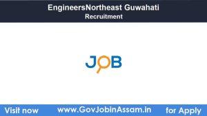 EngineersNortheast Recruitment 2021