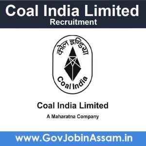 Coal India Limited Recruitment 2021