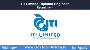 ITI Limited Diploma Engineer Recruitment 2021