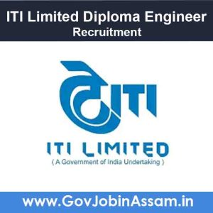 ITI Limited Diploma Engineer Recruitment 2021