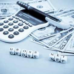 calculating profit