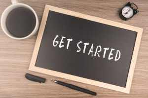 getting started government contracting