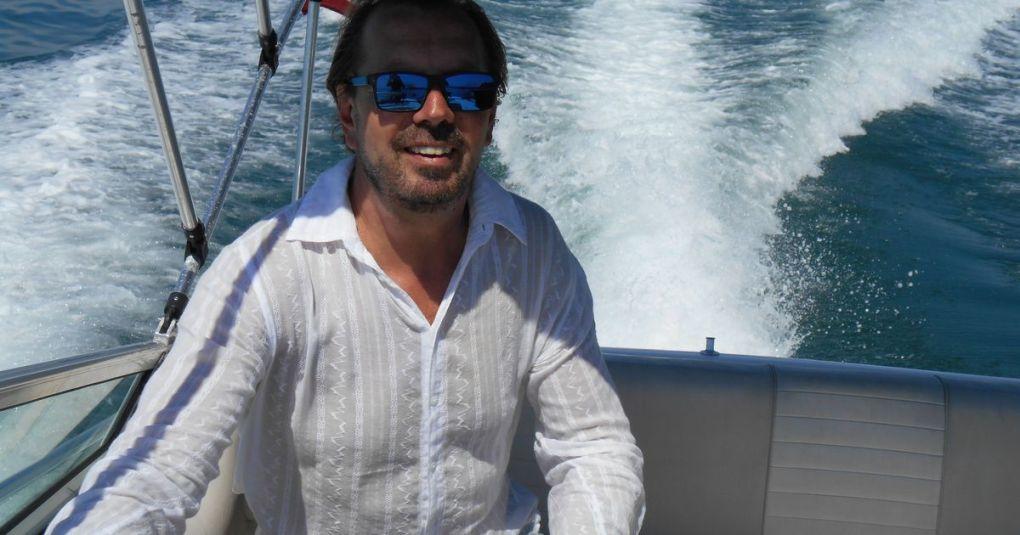 Gianni Rijavec užival na Barkovljanki