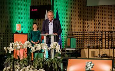 Zbrane je na dogodku pozdravil Marijan Musek.