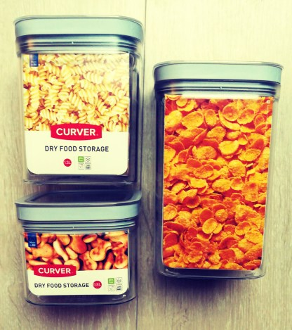 """Boite Alimentaire """"Dry Food"""""""