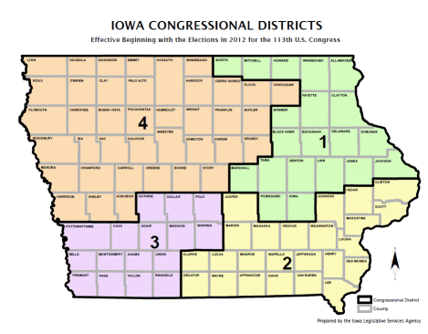 Iowa Congressional Delegation | Office of Governmental Relations