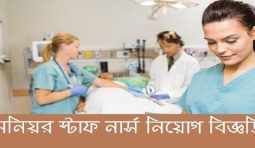 Senior Staff Nurse Recruitment