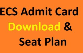 ECS Admit Card Download