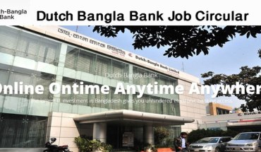 Dutch Bangla Bank job circular 2019 how to apply online