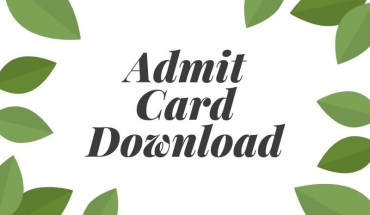 Bank Admit Card Download PDF & Color Print