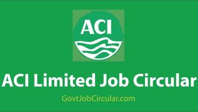 ACI Job Circular