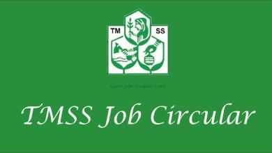 Thengamara Mohila Sabuj Sangha Job Circular, TMSS Job Circular, job circular 2021, NGO Jobs Circular