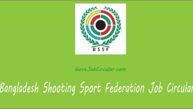 BSSF Job Circular,
