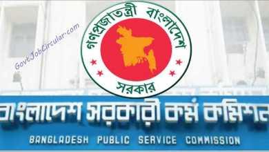 BPSC Job Circular, Bangladesh Public Service Commission Non Cadre Job Circular, BPSC Non Cadre Job Circular, Government Jobs, Govt Jobs, job circular 2021, Job Circular in December