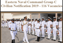 Eastern-Naval-Command-Group-C-Civilian-Notification-2019-116-Vacancies copy