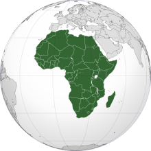 Countries In Africa Continent