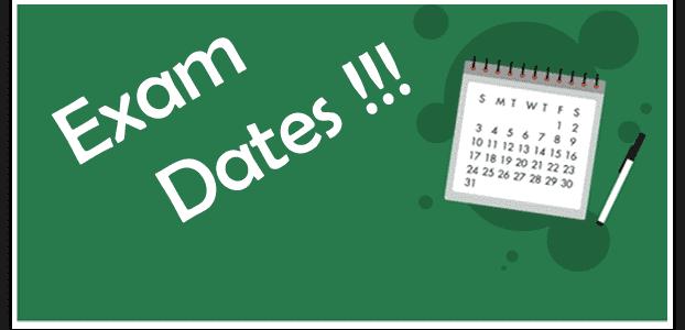 IBPS PO 2019 EXAM DATES