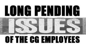 Long-pending-issues-of-the-Central-Government-Employees
