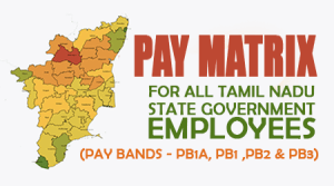 Tamil Nadu 7th CPC Pay Matrix
