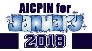 AICPIN for January 2018