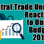 Central Trade Unions reactions to Union Budget 2018