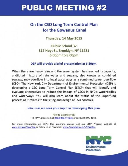 CSO-LTCP_Gowanus Canal_Public Meeting Final
