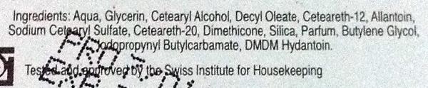 Glysolid-ingredients