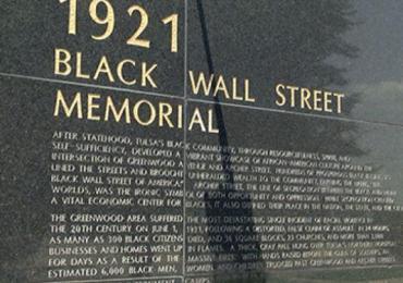 Black Wall Street 1921