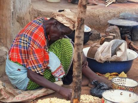 Ghana, wioska czarownic