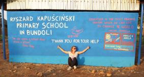 Budujemy szkołę w Ghanie
