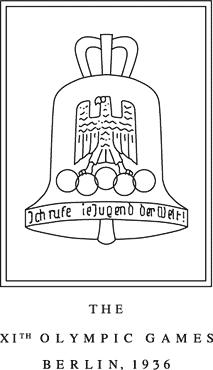 1936 ベルリン五輪 ロゴ